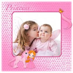 T-SHIRT BABY PRINCIPESSE