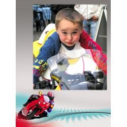 T-SHIRT BABY MOTO
